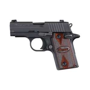 P238 Rosewood Micro-Compact